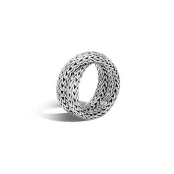 Classic Chain Overlap Ring