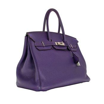 35cm Iris Birkin Bag