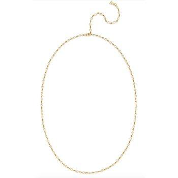 """24"""" White Sapphire Chain"""