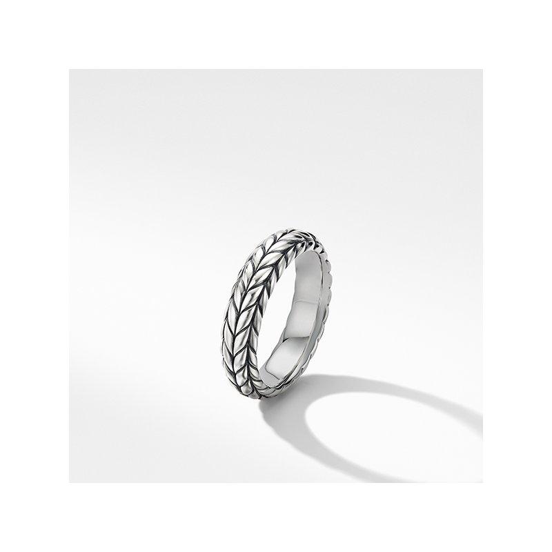 David Yurman Chevron Band Ring