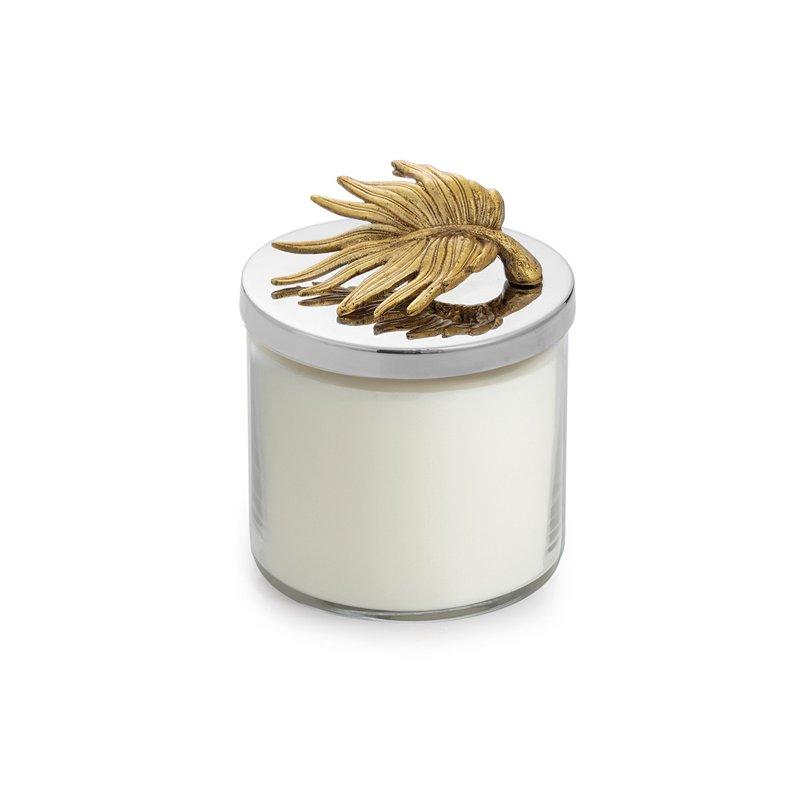 Michael Aram Palm Candle