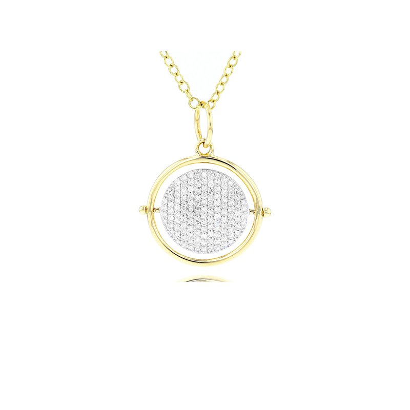 Phillips House Infinity Spinner Necklace