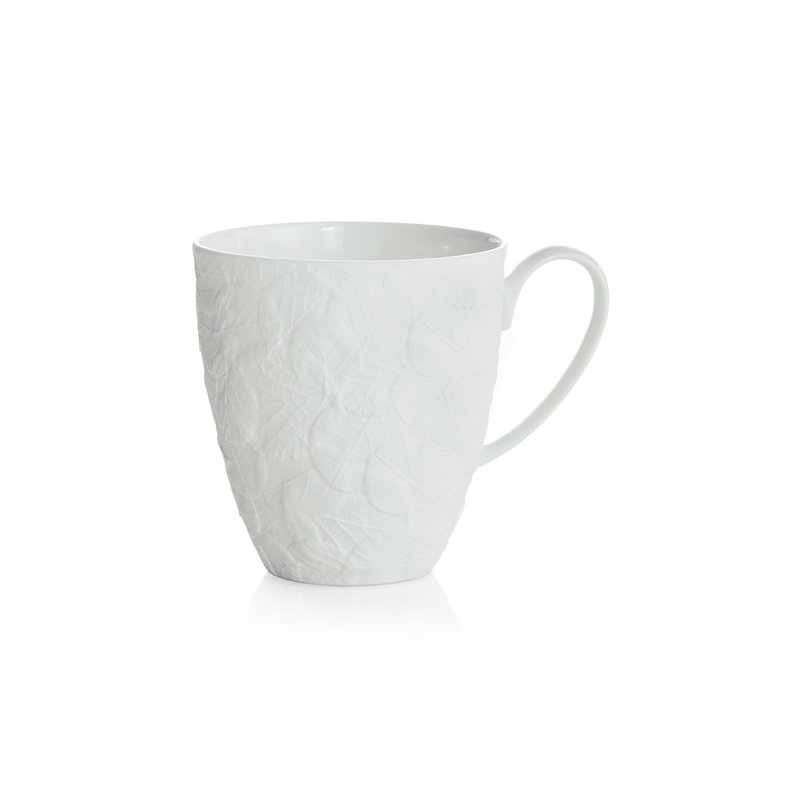 Michael Aram Forest Leaf Mug