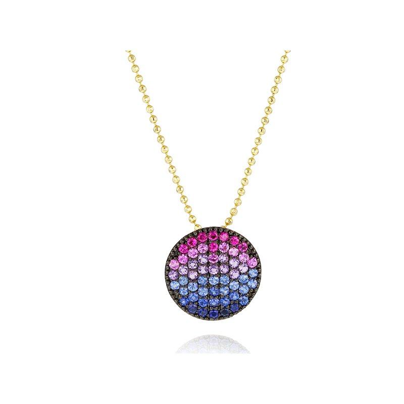 Phillips House Dusk Medium Infinity Necklace