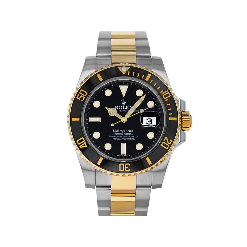 Pre-Owned Rolex Submariner (Ref. 116613LN)