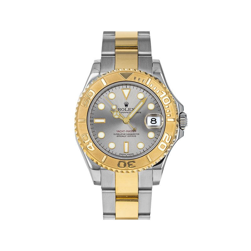 Pre-Owned Rolex Yacht-Master (Ref. 168623)