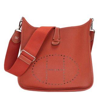 Burnt Orange Evelyne III PM Bag