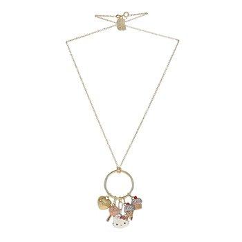 Kimora Lee Simmons Hello Kitty Necklace