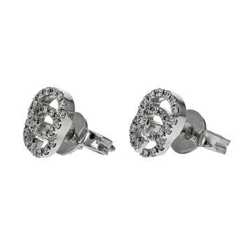 GG Running Diamond Earrings