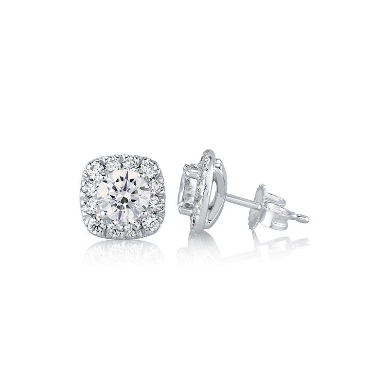 Radcliffe Signature 1.00 CTTW Diamond Studs