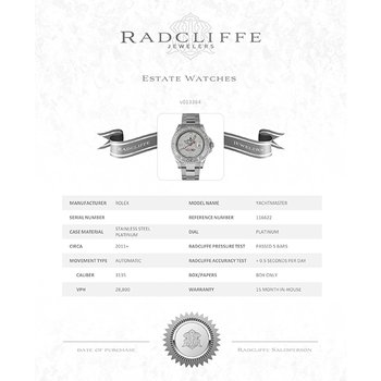 Yachtmaster (Ref. 116622)