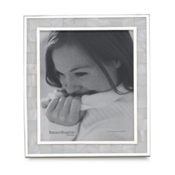 "Mother of Pearl 5"" x 7"" Photo Frame"