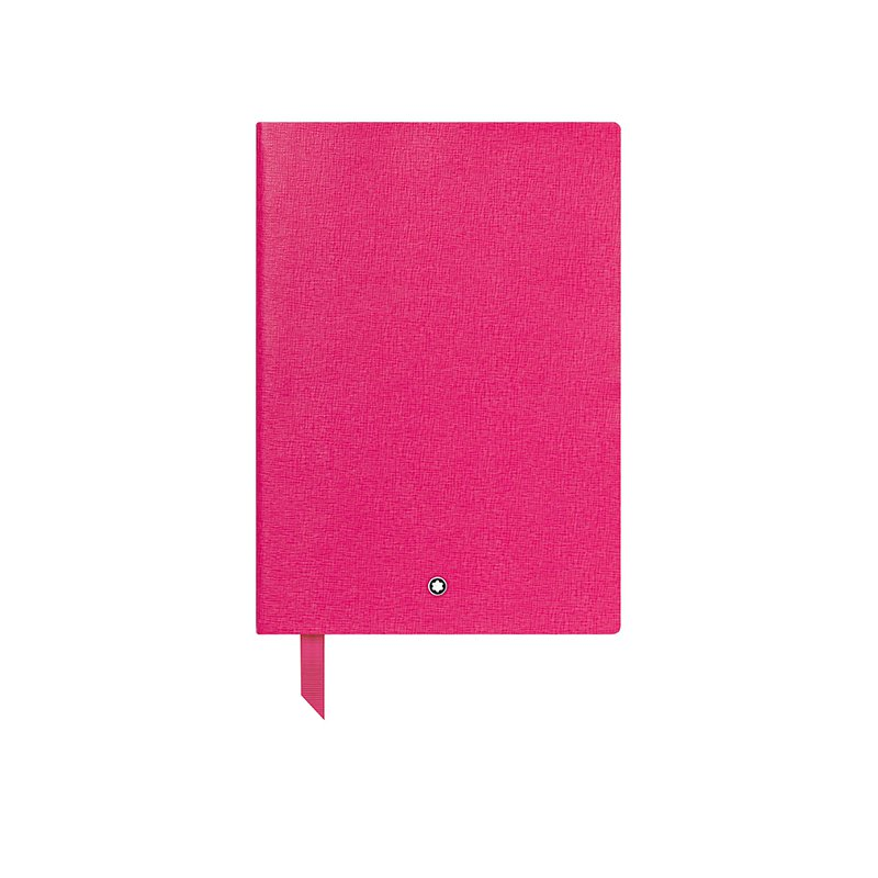 Montblanc Pink Lined Notebook