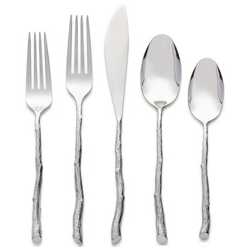 Twig 5-Piece Flatware Set