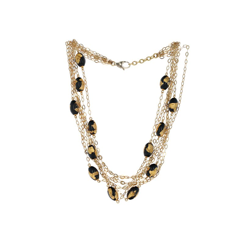 Estate Radcliffe Eight Strand Necklace