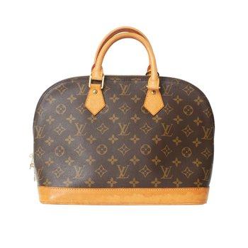 Monogram Alma PM Bag