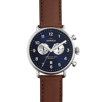 43mm Canfield Chrono