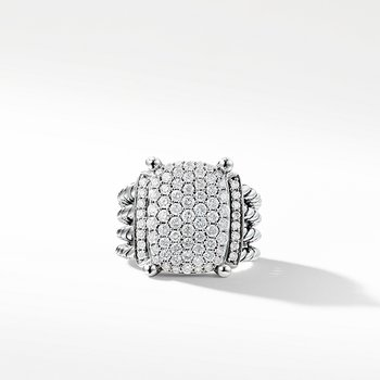 Wheaton Ring with Diamonds