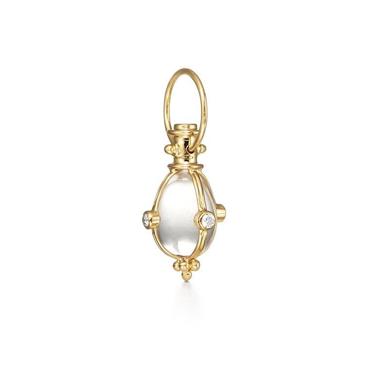 Temple St. Clair Diamond Classic Amulet