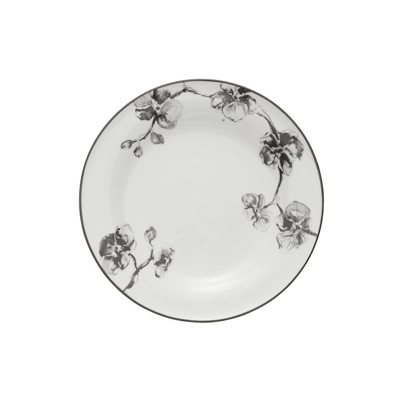 Michael Aram Black Orchid Dinner Plate