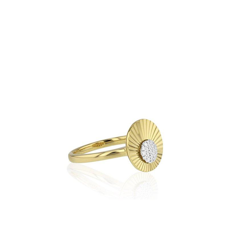 Phillips House Mini Aura Offset Ring