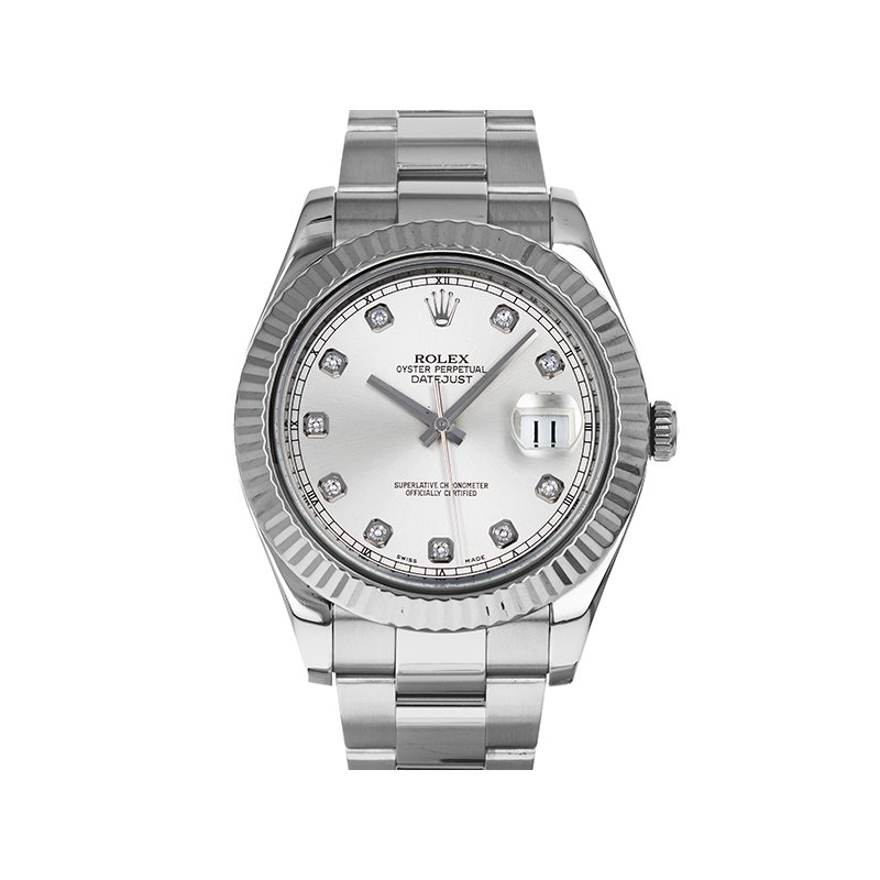 Pre-Owned Rolex Datejust II (Ref. 116334)