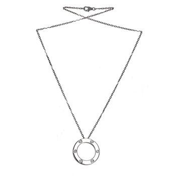 6 Diamond Love Necklace
