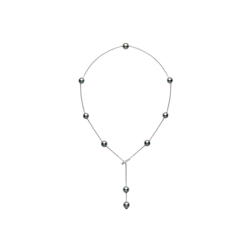Mikimoto Pearls-in-Motion Necklace