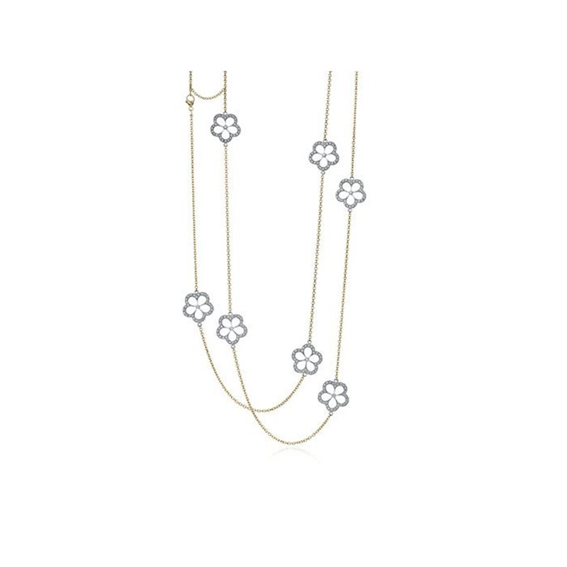 Gumuchian G Boutique Daisy Necklace