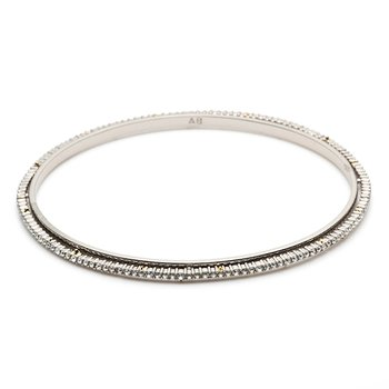 Crystal Spiked Bangle