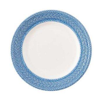 Le Panier White/Delft Dessert/Salad Plate