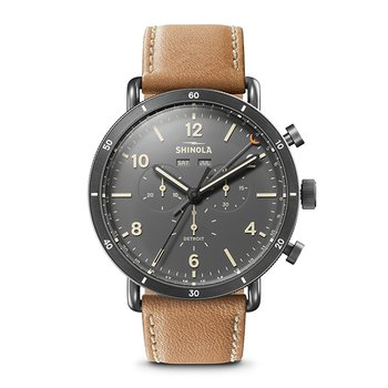 45mm Canfield Sport Chronograph