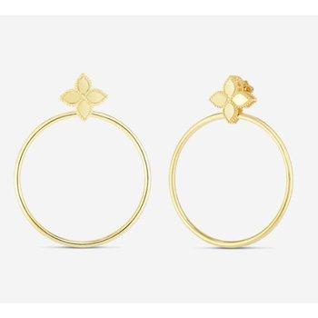 Princess Flower Earrings
