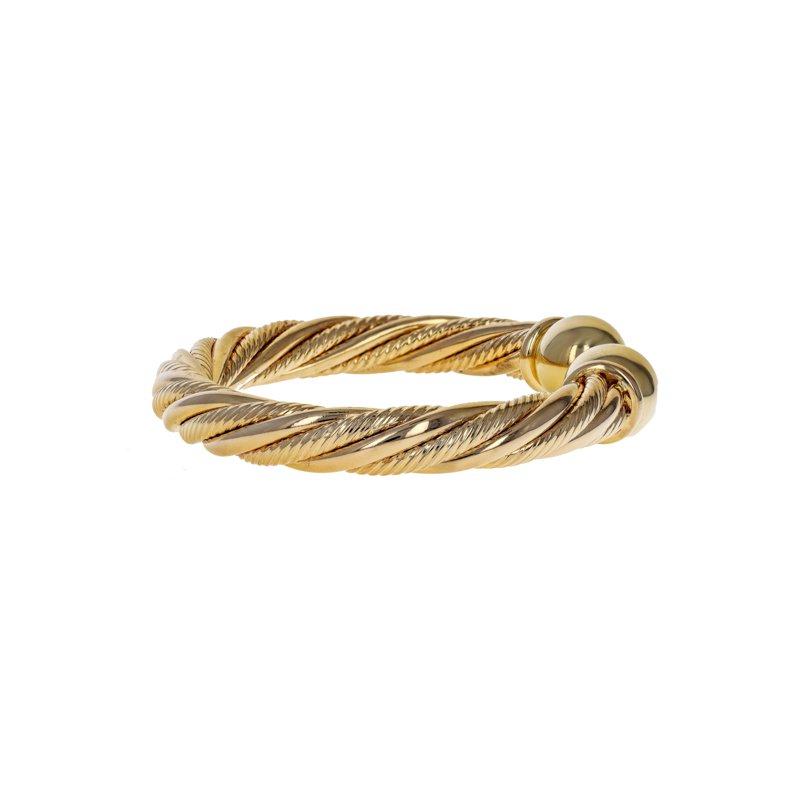 Estate Radcliffe Flexible Rope Cuff