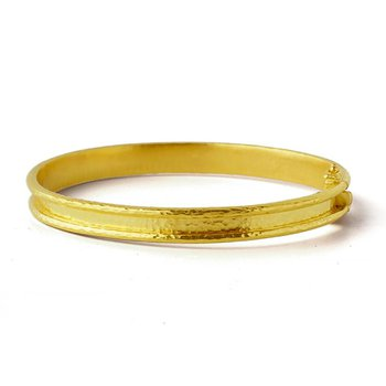 Flat Thin Narrow Bangle