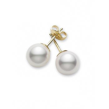 Akoya Pearl Stud Earrings