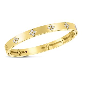Love in Verona Bangle Bracelet