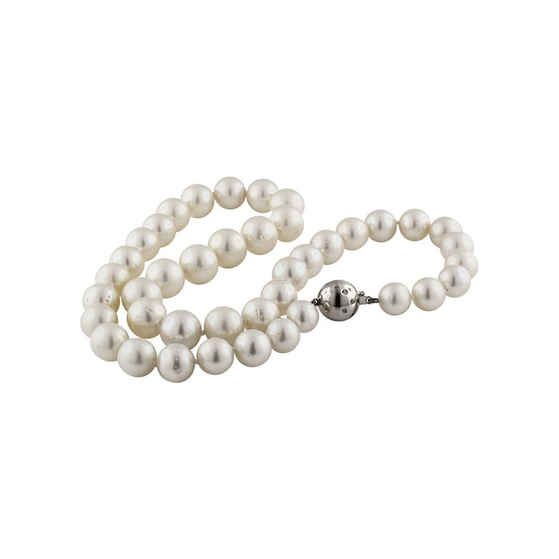 Estate Radcliffe Pearl Strand Necklace