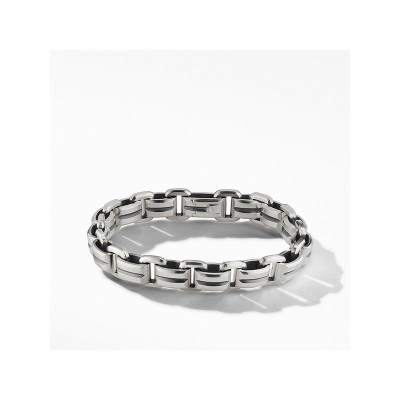 David Yurman Beveled Link Bracelet