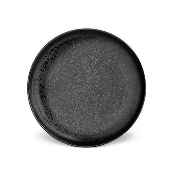 Alchimie Black Dinner Plate