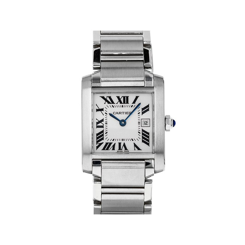 Pre-Owned Cartier Tank Francaise (Ref. 2465)