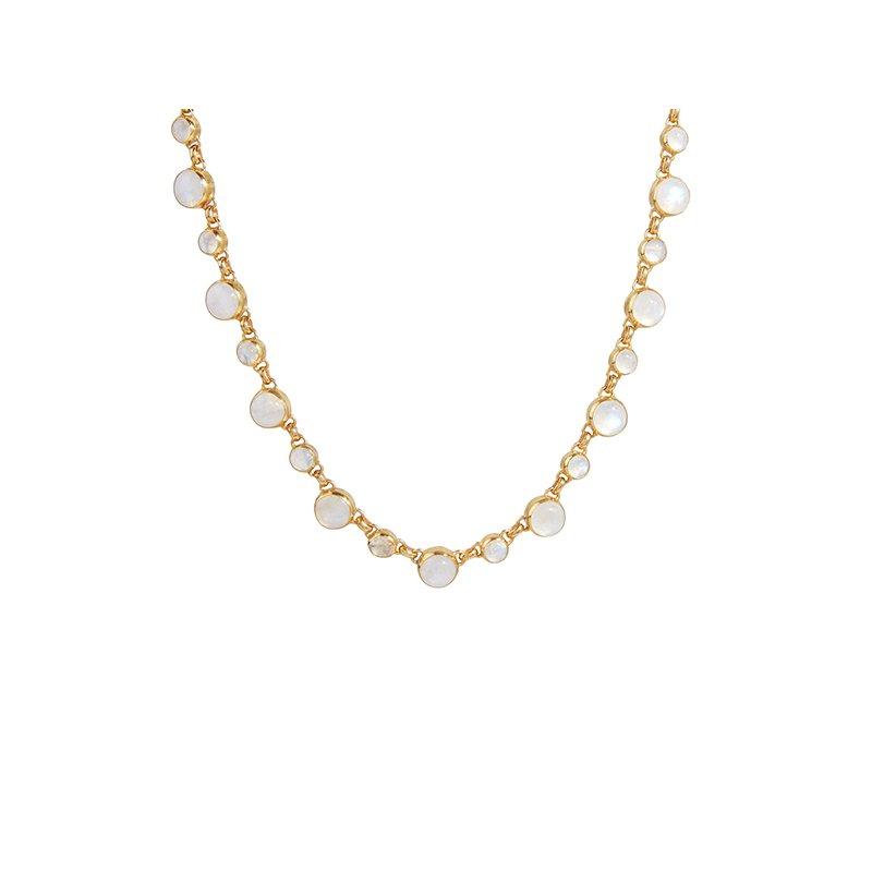 Gurhan Moonstone Necklace