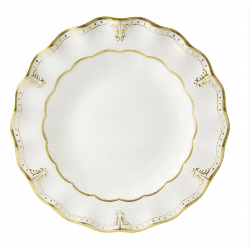 Royal Crown Derby Elizabeth Dinner Plate