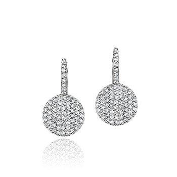 Petite Infinity Earrings