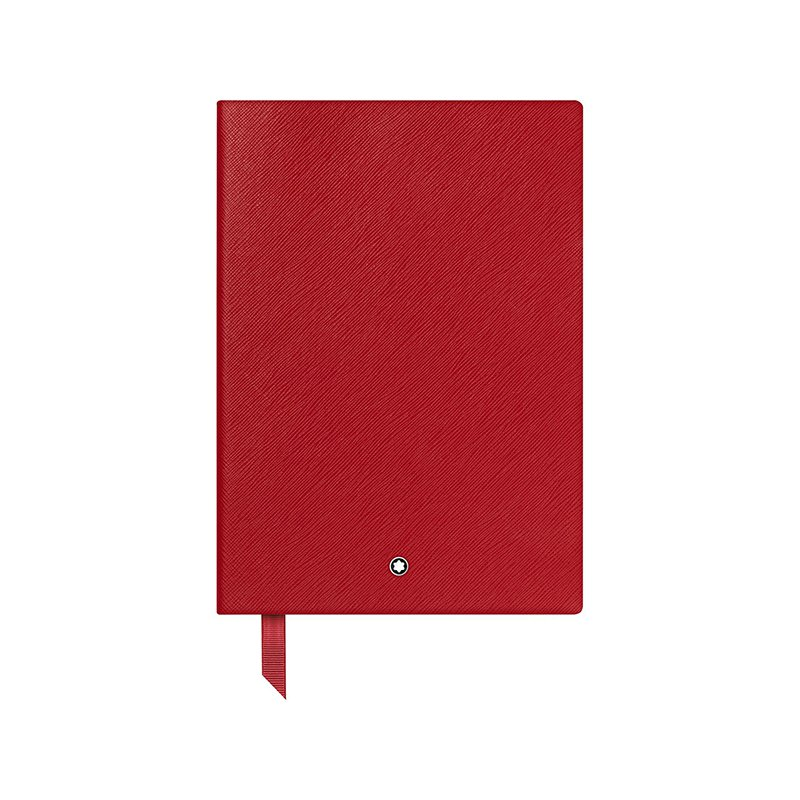 Montblanc Red Lined Notebook