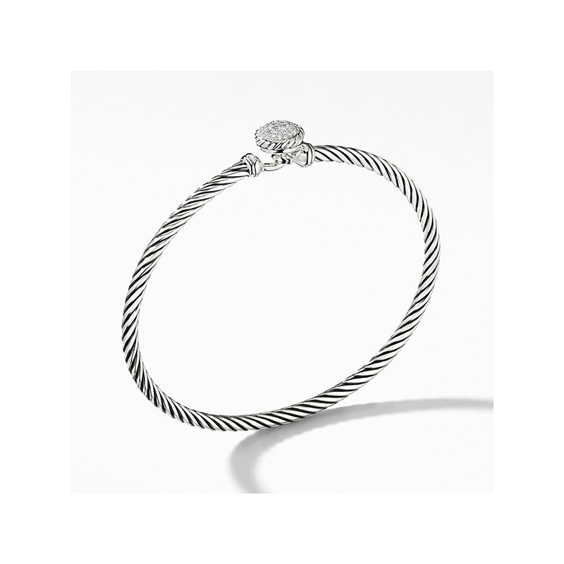 David Yurman Bracelet with Diamonds