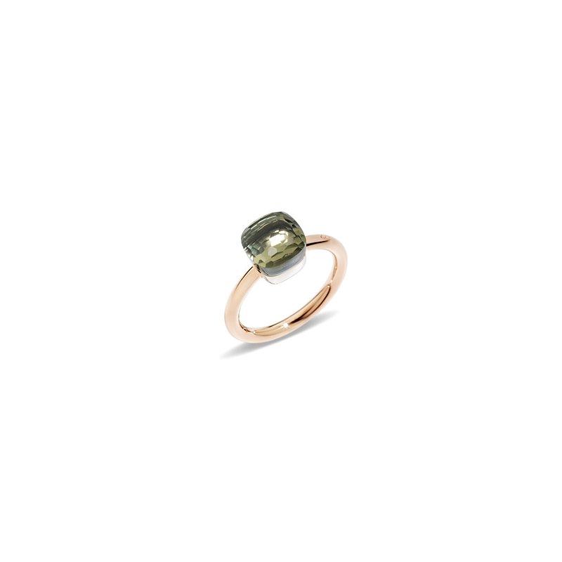 Pomellato Nudo Petite Ring in Prasiolite