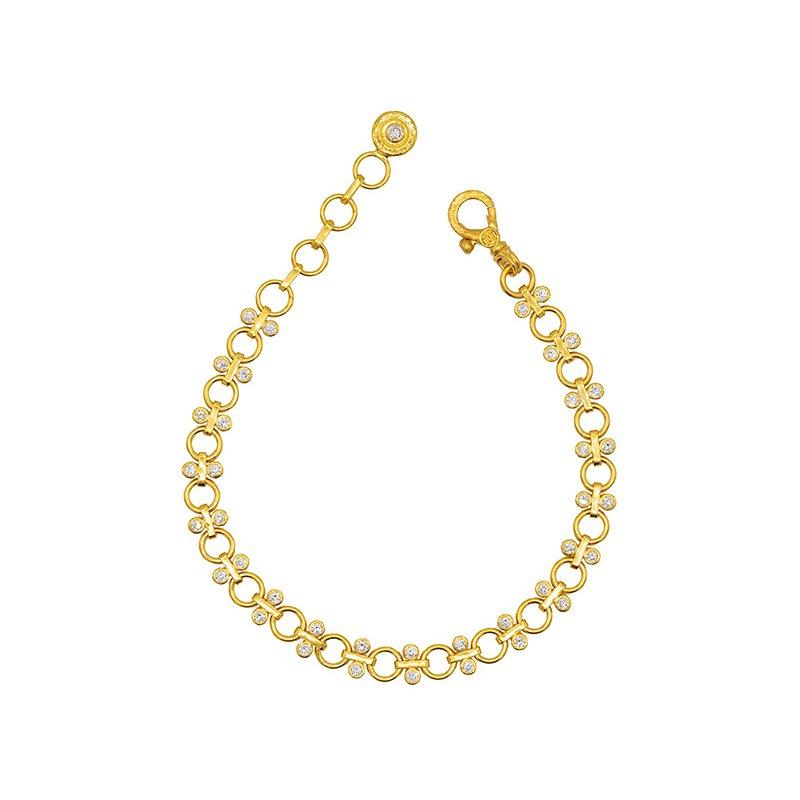 Gurhan Diamond Bracelet