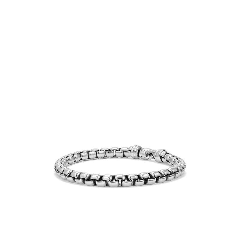 David Yurman Extra-Large Box Chain Bracelet