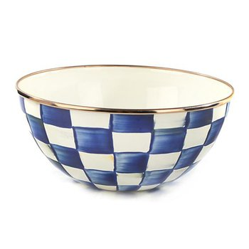 Royal Check Everyday Bowl-Small